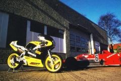 STR-Rennmotorraeder