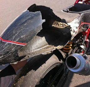 Mannis Crash in Mettet